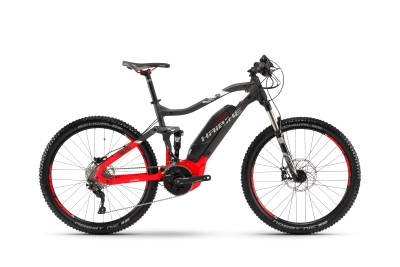 Haibike E-Mountain-Bike